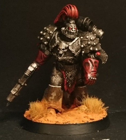 Thunder Warrior 1